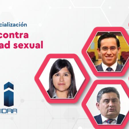 Curso especializado en delitos de violación sexual | Inicio: 26 de noviembre 2018