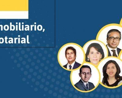 Diplomado de derecho inmobiliario, registral y notarial (virtual o presencial). Inicio 9 de octubre de 2019