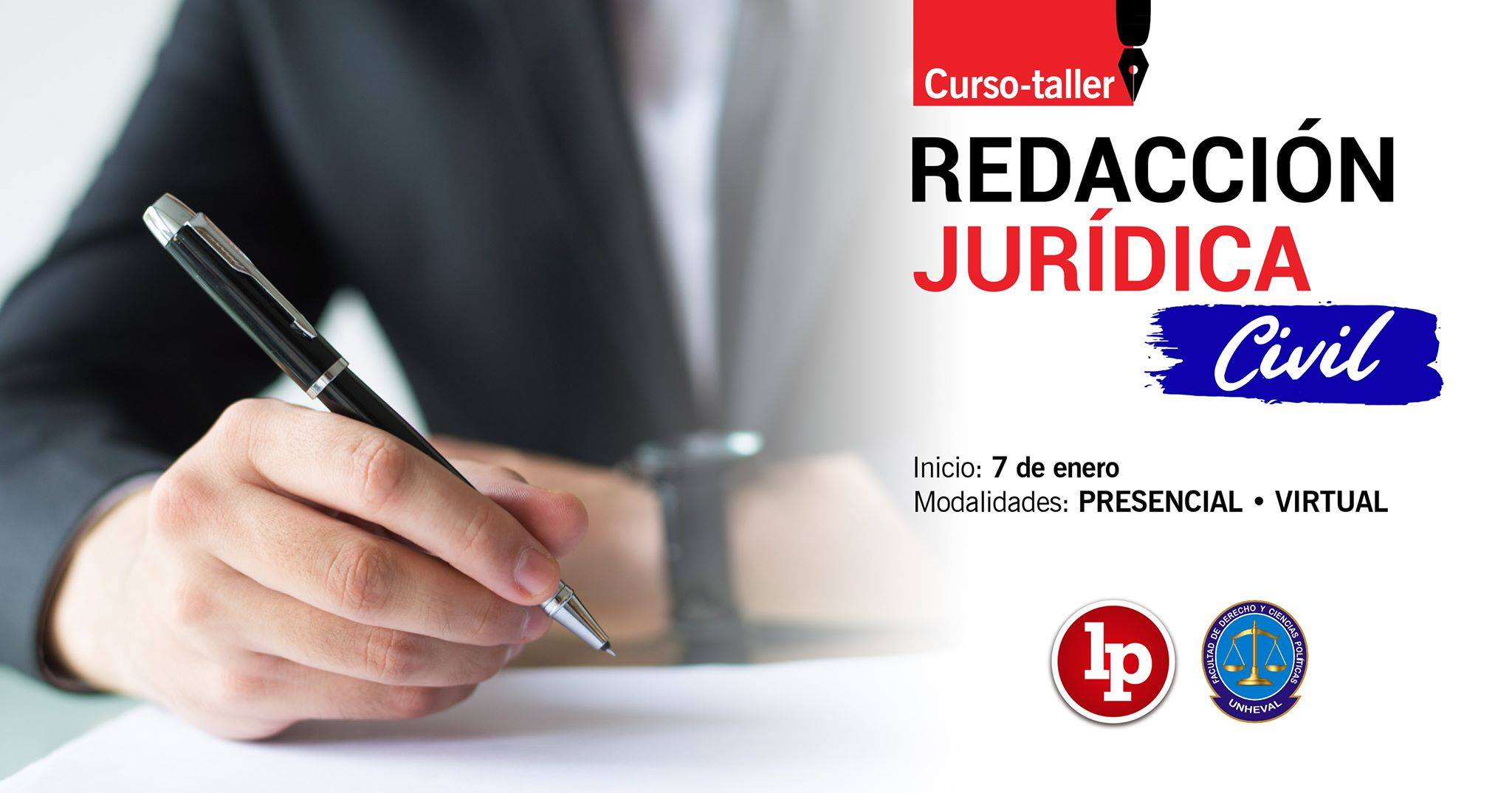 curso redaccion juridica civil