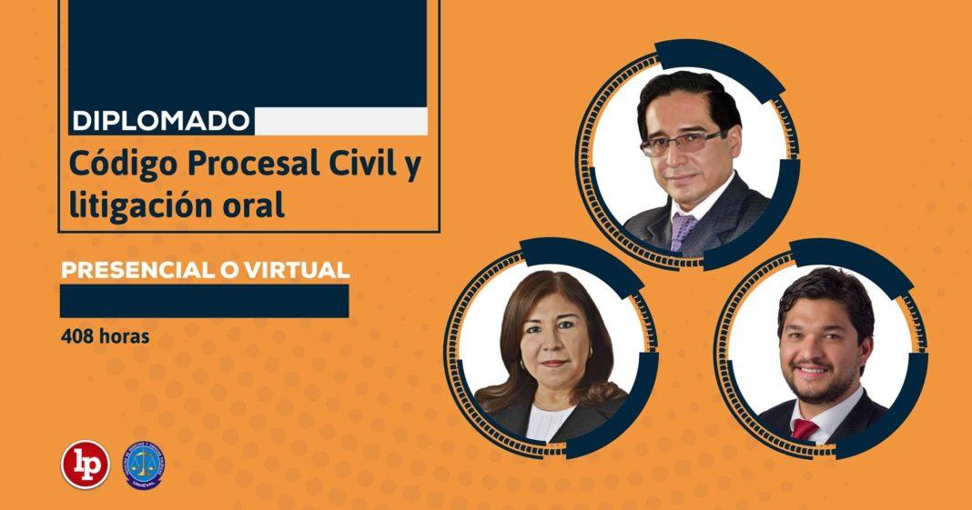 Diplomado-Codigo-Procesal-Civil-litigacion-oral-Banner para aula virtual